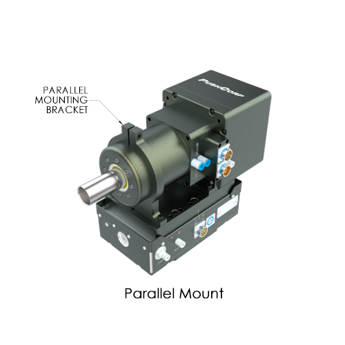 Parallel mount for STC1503-BT30 by PushCorp