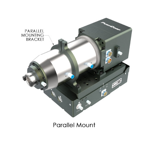 Parrelled Mounted STC1015 High Torque Robotic Servo Spindle