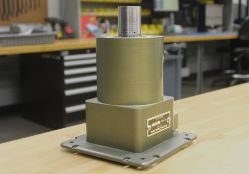revolutionary servo spindle by PushCorp