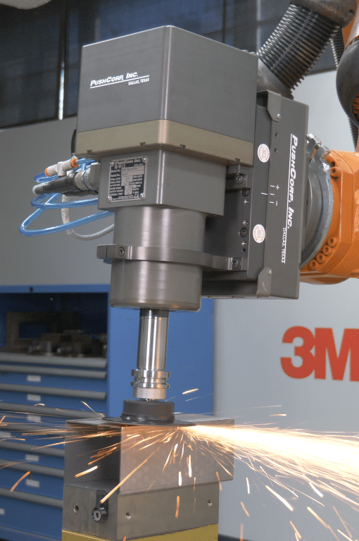 Measurable Process Specification: pushcorp grinding equipment